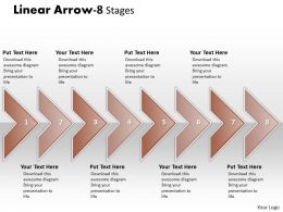 Linear Arrow 8 Stages 10