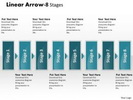 Linear Arrow 8 Stages 11