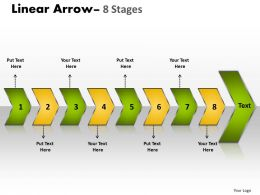Linear Arrow 8 Stages 12