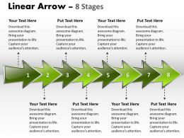 Linear Arrow 8 Stages 13