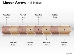 Linear Arrow 8 Stages 14