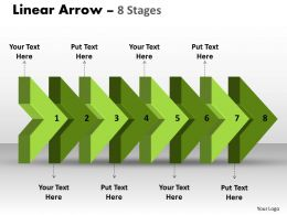 Linear Arrow 8 Stages 15