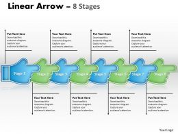 Linear Arrow 8 Stages 16