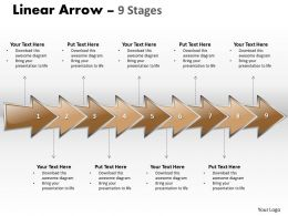 Linear Arrow 9 Stages 10