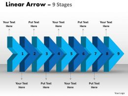 Linear Arrow 9 Stages 22