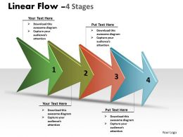 Linear Arrow Process 4 Stages 42