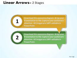 linear arrows 2 stages 27