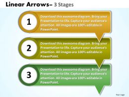 Linear Arrows 3 Stages 31