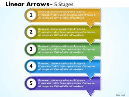 Linear Arrows 5 Stages 53