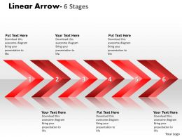Linear Arrows 6 Stages 41