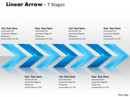 Linear Arrows 7 Stages 27
