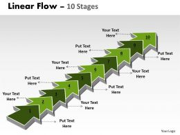 Linear Flow 10 Stages 13