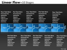 Linear Flow 10 Stages 14