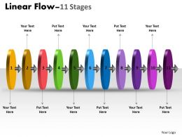 Linear Flow 11 Stages 12
