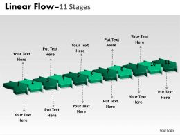 Linear Flow 11 Stages 5
