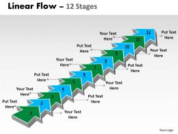 Linear Flow 12 Stages 9