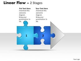 linear_flow_2_stages_style1_Slide01