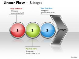 Linear Flow 3 Stages 18