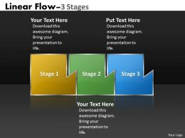 Linear Flow 3 Stages 40