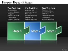 Linear Flow 3 Stages 41