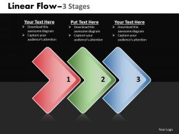 Linear Flow 3 Stages 46