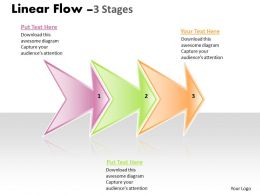 Linear Flow 3 Stages Style 42