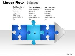 Linear Flow 3 Stages Style 43