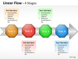 Linear Flow 4 Stages 50