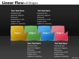 Linear Flow 4 Stages 72