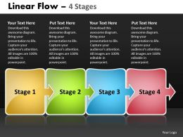 Linear Flow 4 Stages 74