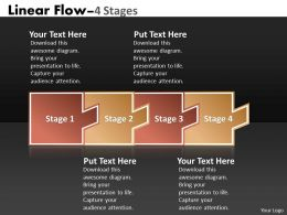 Linear Flow 4 Stages 75