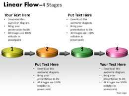 Linear Flow 4 Stages 9