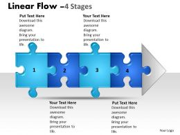 Linear Flow 4 Stages Style 13