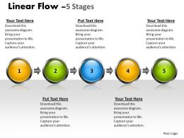 Linear Flow 5 Stages 58