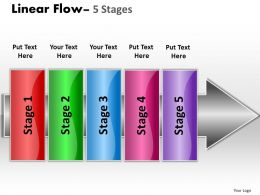 Linear Flow 5 Stages 60