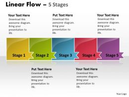 Linear Flow 5 Stages 62