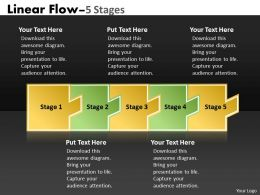 Linear Flow 5 Stages 67