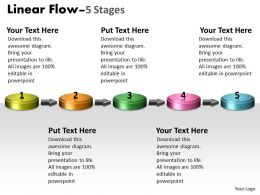 Linear Flow 5 Stages 7