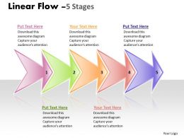 Linear Flow 5 Stages Style 1 71