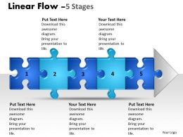 Linear Flow 5 Stages Style 72
