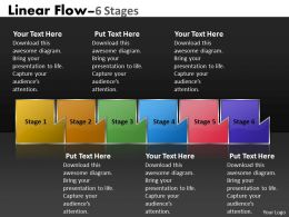 Linear Flow 6 Stages 12
