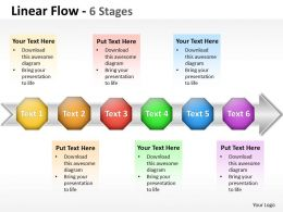 Linear Flow 6 Stages 26