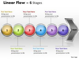 Linear Flow 6 Stages 27