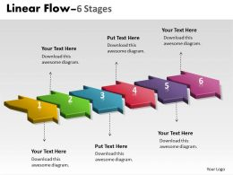 Linear Flow 6 Stages 30