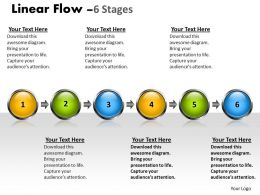 Linear Flow 6 Stages 31