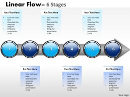 Linear Flow 6 Stages 48