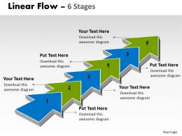 Linear Flow 6 Stages 52