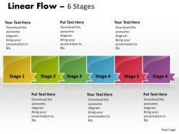 Linear Flow 6 Stages 53