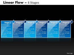 Linear Flow 6 Stages 54