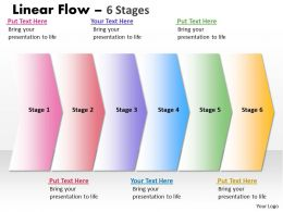 Linear Flow 6 Stages 55